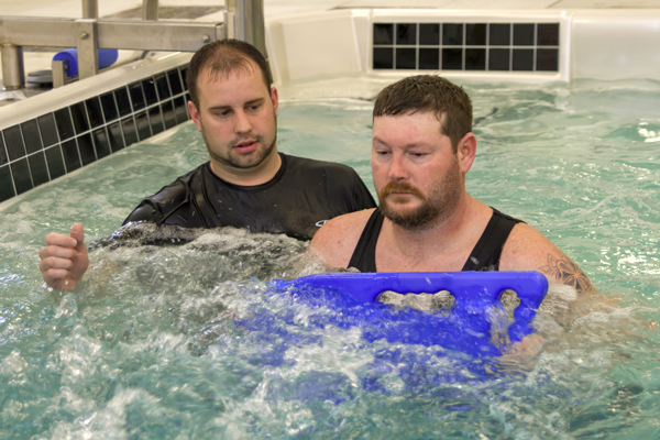 Aquatic Therapy 2