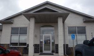 Paramount front door in Standish